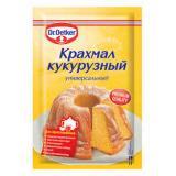 001220 Кукурузный крахмал 100г. DR.QETKER Россия