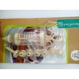 889-014 Шприц для торта с 7 пластиковыми насадками