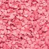 007766677 Посыпки Сердечки розовые 1уп=50г. Топ-Продукт Россия