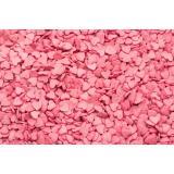 007768058 Посыпки Сердечки розовые перламутровые 1уп=50г. Россия Топ-Продукт