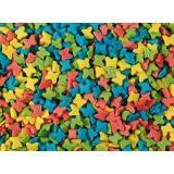 00000211 Посыпки Бабочки мини 1уп=50г. Топ-Продукт Россия