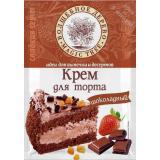 22225239 Крем для торта Шоколадный 100г. Волшебное дерево Россия