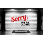 Сегодня магазин закрыт по техническим причинам